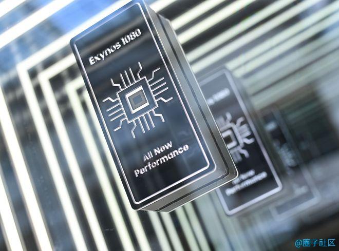 vivo首发,三星推出首款5nm工艺芯片Exynos 1080