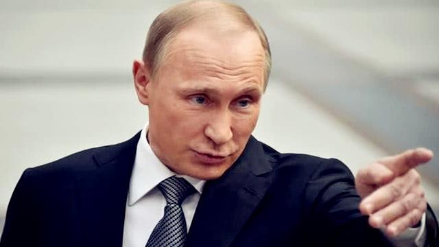 """普京评论美国对伊朗施压政策:只会把一方""""逼入角落"""""""