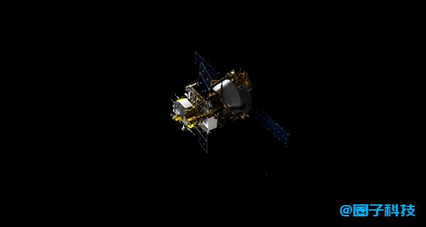 嫦娥五号完成第一次轨道修正:一切良好