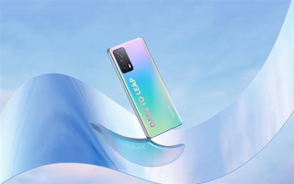 真我史上轻薄曲面旗舰 realme真我X7 Pro至尊版上市 2299元起!插图(2)