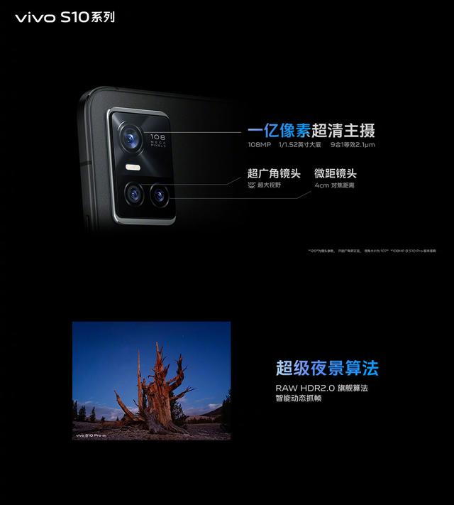 vivo S10系列发布,柔光双摄+自然美颜 2999 元起插图(2)
