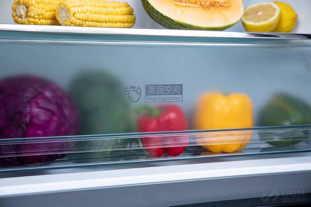 美的新风冷冰箱:颠覆对风冷冰箱的认知插图(3)