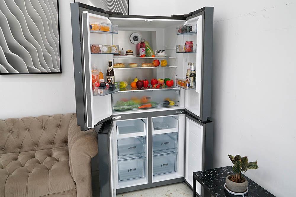 美的新风冷冰箱:颠覆对风冷冰箱的认知插图(4)