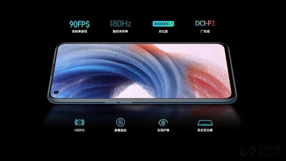 OPPO三款新品 电视、手表、手机一文了解插图(3)