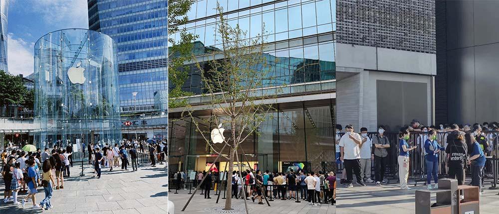 iPhone 13开卖之后 顶配黄牛加价2000元插图