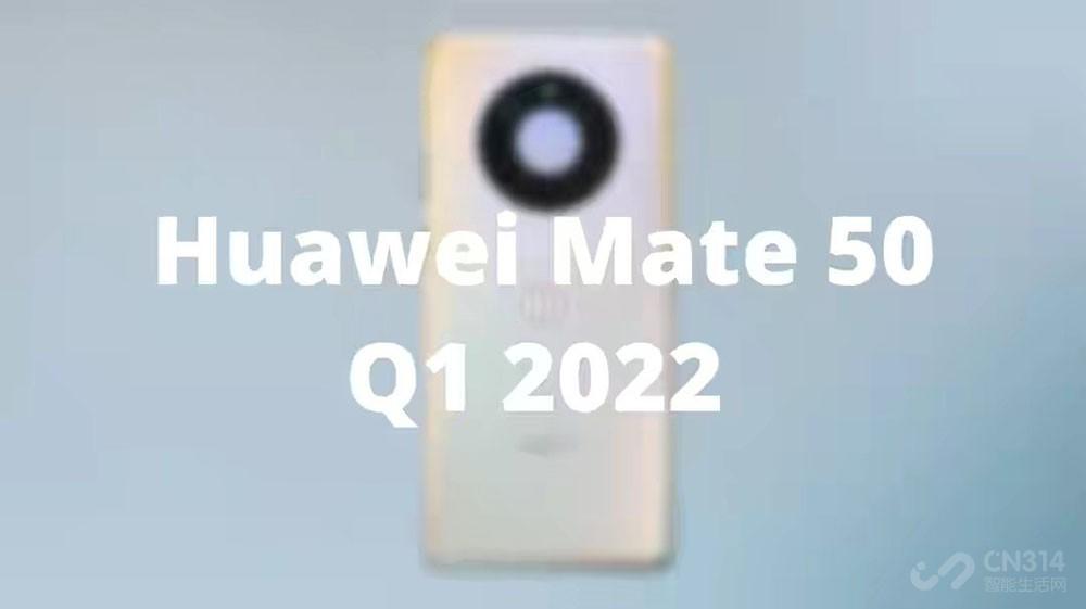 曝华为Mate 50明年登场 首发骁龙898 4G插图(1)