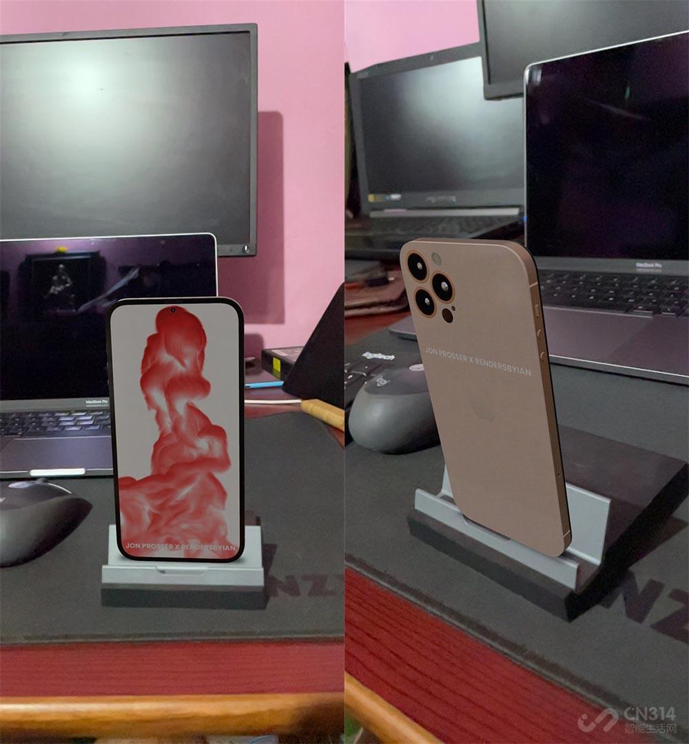 iPhone 14工程机曝光 保留前摄+Face ID插图(3)