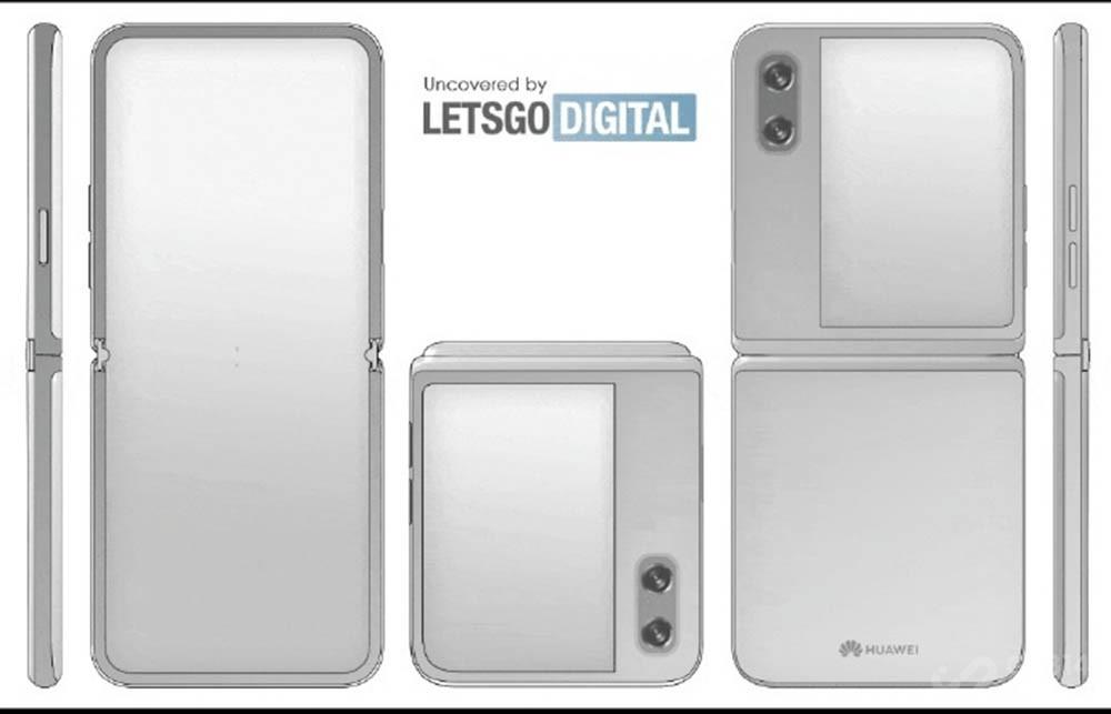 三款折叠手机年末发布 小米荣耀华为来了插图(1)